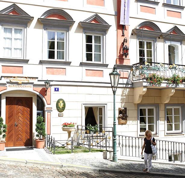 Отель Alchymist Prague Castle Suites