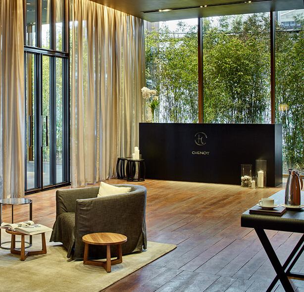 Espace Vitalité Chenot в Barvikha Hotel & Spa