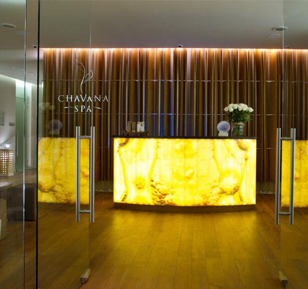 Chavana Spa в DoubleTree by Hilton