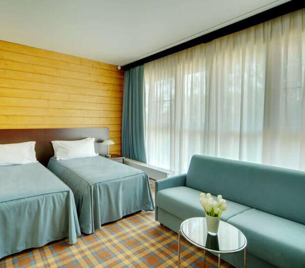 Загородный отель LES Art Resort