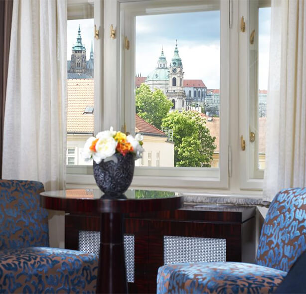 Отель Mandarin Oriental, Prague