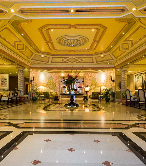 Отель Olissippo Lapa Palace