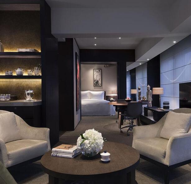 Отель Rosewood Beijing