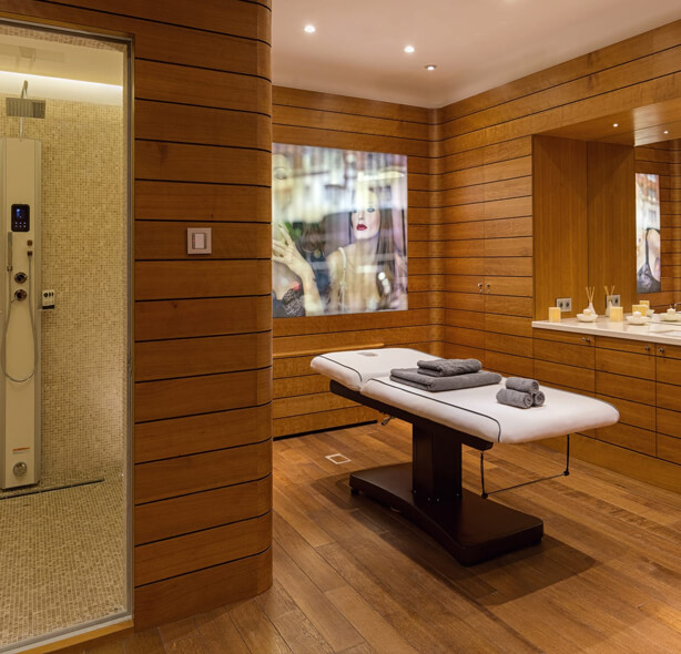 SPA в дизайн-отеле StandArt