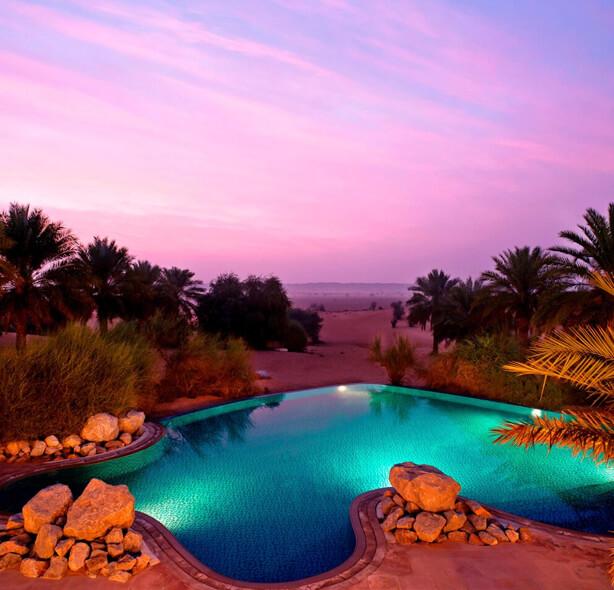 Timeless Spa в отеле Al Maha, a Luxury Collection Desert Resort & Spa